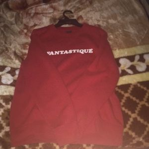 Red H&M Sweater for $25